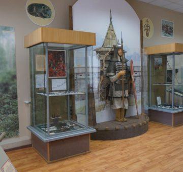 Выставочный зал «Золотаревское городище»