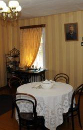 Музей Бурденко (фрагмент экспозиции)