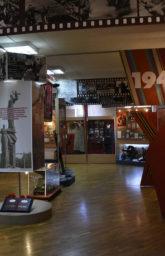 Краеведческий музей-фрагмент экспозиции