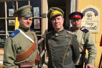 Член Совета Пензенского регионального отделения РВИО Томас Янчаускас принял участие в военно-историческом фестивале «Первая Мировая» в г. Монро, США.