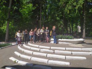 Экскурсия для студентов Пензенского художественного училища им. К.А. Савицкого