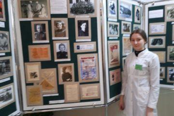 Выставка «Воины в белых халатах»