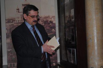 Презентация юбилейного выпуска сборника «Вестник военно-исторических исследований» прошла в Пензе