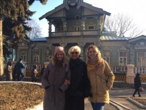 Обзорная экскурсия по городу для участников конкурса «Сердце отдаю детям»