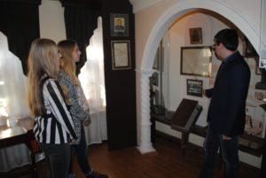 В музее В.О. Ключевского подготовят экскурсию на английском языке