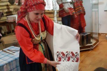 Фольклорная гостиная Музея И.Н. Ульянова