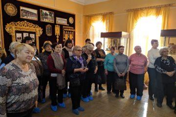 Выставка мастеров Иссинского района открылась в Музее народного творчества