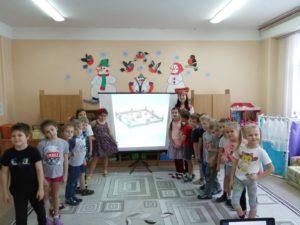 Сотрудники Пензенского краеведческого музея посетили детский сад №141