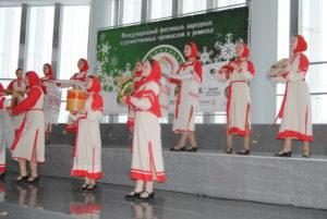 В ККЗ «Пенза» состоялось торжественное открытие фестиваля «Пенза — сердце мастерства»