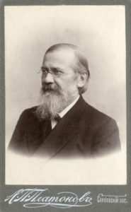 179 лет со дня рождения Василия Осиповича Ключевского (1841-1911).