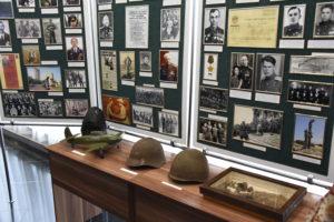 Сотрудники Пензенского краеведческого музей представили выставку «На службе Отечеству» в Пензенской областной филармонии