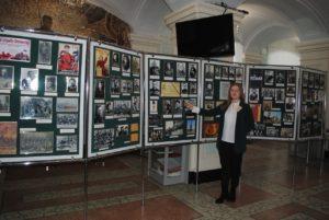 Передвижная выставка «На службе Отечеству» в Пензенском Государственном университете