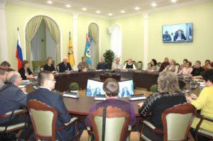 В Пензенском госуниверситете обсудили проекты к 75-летию Великой Победы