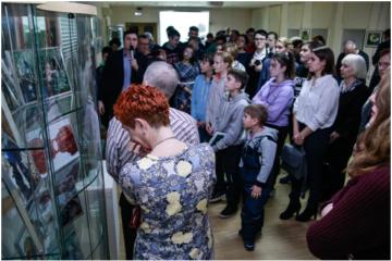 Выставка «Война глазами поисковиков открылась в Заречном»