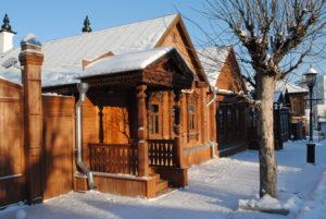 С 24 марта по 15 апреля музей В.О. Ключевского закрыт для посещения