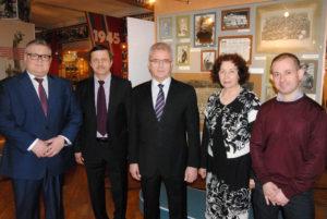 Пензенский краеведческий музей посетил губернатор Пензенской области Иван Александрович Белозерцев.