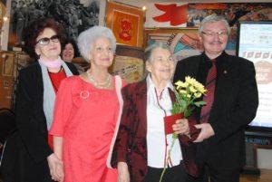 В Пензенском краеведческом музее прошло заседание Пензенского городского женского клуба «Современница»
