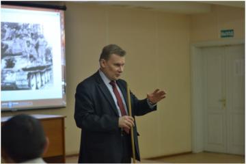 В Пензенском филиале Финансового университета прошёл исторический вечер «Европа 1944 – 1945. Освобождение»