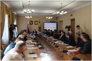 Состоялось очередное заседание Областного организационного комитета «Победа»