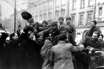 К 75-летию Висло-Одерской операции