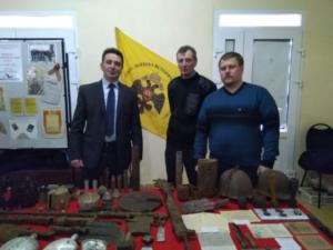 Члены местного отделения г. Каменки приняли участие в патриотическом форуме