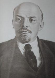 В.И. Ленин и В.О. Ключевский