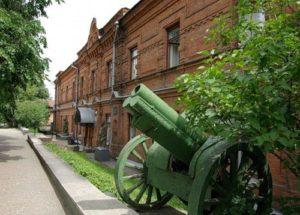 Виртуальная мини-экскурсия «Старинный город с русскою душой»