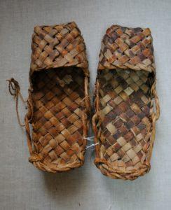 Мордовские лапти в коллекции Пензенского краеведческого музея