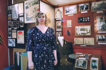 Видеоэкскурсия о жизни Валентины Николаевны Шкуровой.