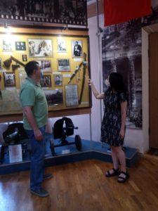 После продолжительного перерыва Пензенский краеведческий музей вновь начал принимать посетителей.