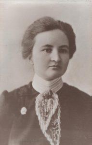 Первая в Пензе женщина – земский врач.