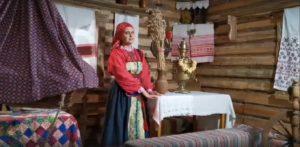 Рубрика «Фольклорная гостиная» в Музее И.Н. Ульянова