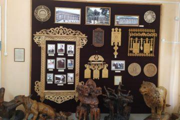 В Музее народного творчества начала работу выставка «Сурская береста»