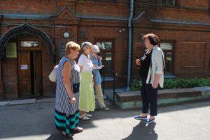 Пешеходная экскурсия «Где стояла крепость Пенза?»