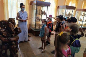 Экскурсия для Детской научной станции «Оранжевый телескоп»