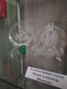 В Музее народного творчества начала работать выставка «Художественное стеклоделие 20 века»