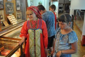 Музей И.Н. Ульянова ждет вас весело, интересно и с пользой провести семейный досуг!
