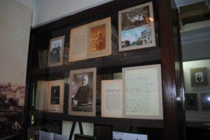 В экспозиции музея В.О. Ключевского открылась мини-выставка «Глава Петербургской исторической школы С.Ф. Платонов»