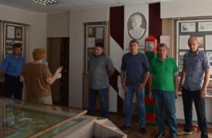 Смотр-конкурс школьных музеев «Хранители великой славы», посвященный 75-летию Победы