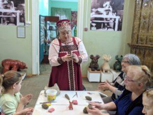 Музей народного творчества ждет гостей!