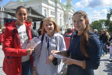 IX Всероссийский историко-культурный фестиваль «Золотарёвское городище – перекрёсток цивилизаций» приближается с каждым днем!