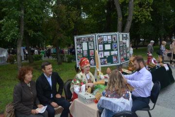 Пензенский краеведческий музей принял участие в областном празднике православной культуры «Пензенский Спас».