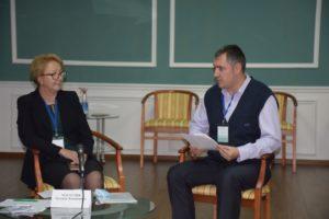 Сотрудник Пензенского краеведческого музея принял участие в Ежегодном интеграционном форуме по вопросам сохранения культурного наследия библиотек, архивов и музеев.