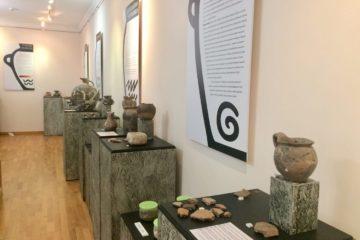 В музее И.Н. Ульянова открылась новая выставка «От кубышки до амфоры. Тайны керамики», предоставленная музеем — заповедником «Дивногорье».