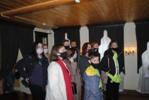 Музей В.О. Ключевского посетила группа педагогов и школьников из Москвы.