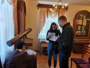 В музее И.Н. Ульянова прошёл квест «В поисках музейных невидимок»