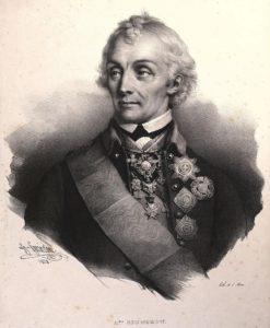 24 ноября родился великий русский полководец Александр Васильевич Суворов