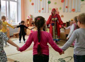 Детское занятие «Казанские посиделки»