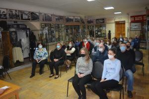 13 ноября состоялось мероприятие по вопросам профилактики и противодействия коррупции