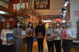 19 ноября в Пензенском краеведческом музее студенты Пензенского социально-педагогического колледжа успешно прошли первое испытание в рамках прохождения производственной практики
